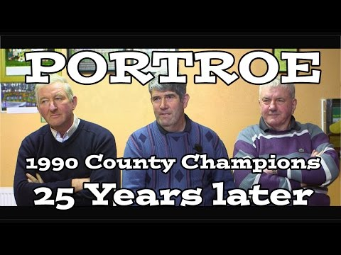Portroe - The County Champions ...   25 Years on