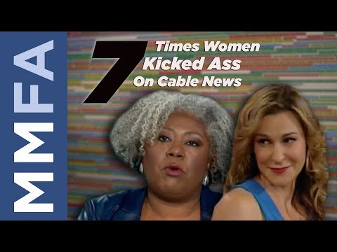 7 Times Women Kicked Ass On Cable News