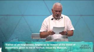 "First Friday ""Yom Kippur"" with Paul Wilbur (10-03-14)"