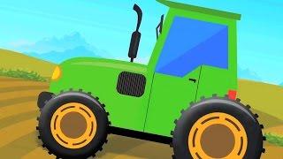 Traktor für Kinder | lernen Trakto...