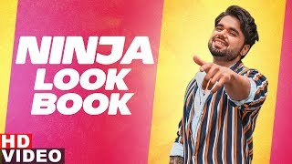 NINJA (LookBook) | Decoding Inimitable Styles | Latest Punjabi Songs 2020 | Speed Records