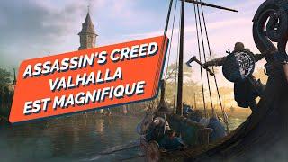 ASSASSIN'S CREED VALHALLA : les plus beaux paysages !