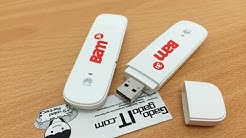 UNBOXING USB Modem Huawei E353 21.6 Mbps