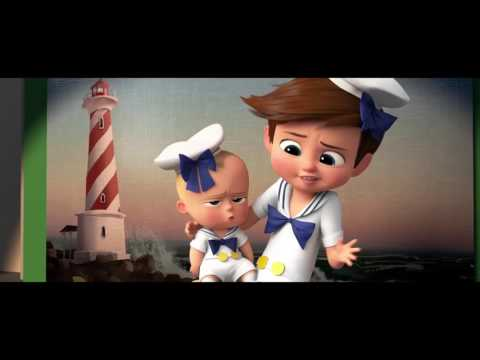 The Boss Baby | 'Nautical' | Official HD Clip 2017