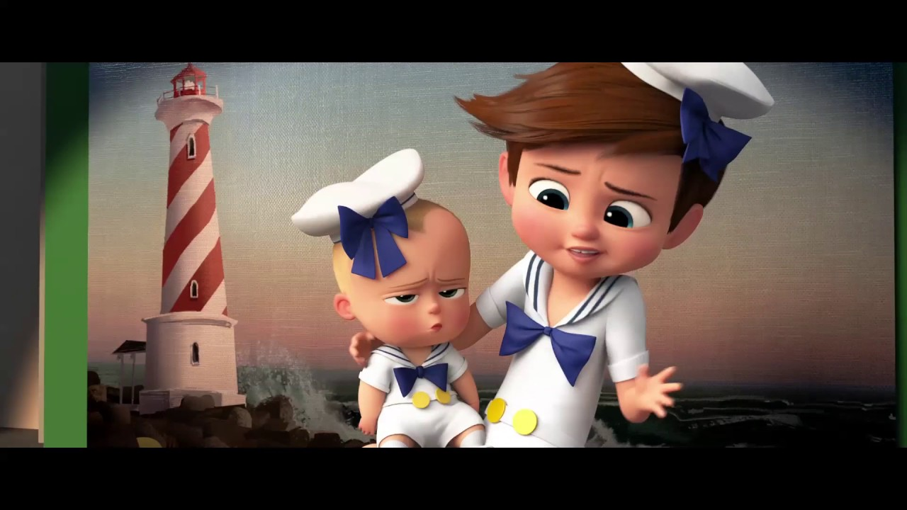 The Boss Baby Nautical Official Hd Clip 2017 Youtube