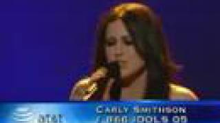 Carly Smithson - Here You Come Again - Top 9