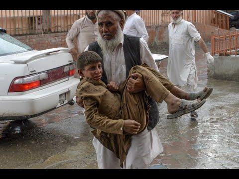 عشرات القتلى بانفجار داخل مسجد في شرق أفغانستان  - نشر قبل 9 ساعة