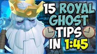 15 QUICK Tips About: Royal Ghost
