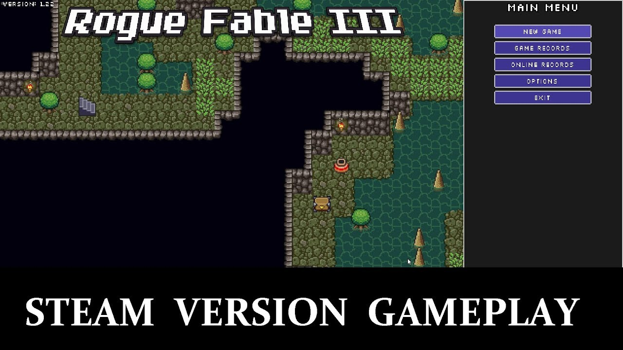 Download Rogue Fable 3 Steam Version Gameplay