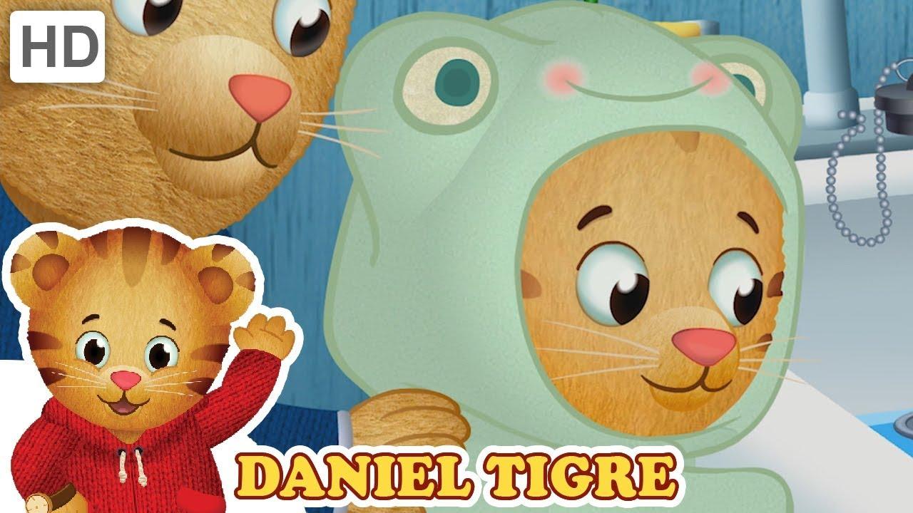 Daniel Tigre Em Portugues 4 Horas Da 1ª Temporada Compilacao De