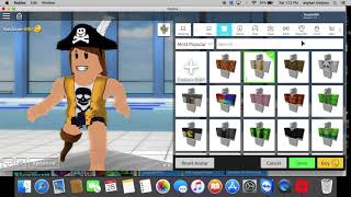 I TURNED INTO A PIRATE... I Robloxian Highschool I Roblox I Roleplay.
