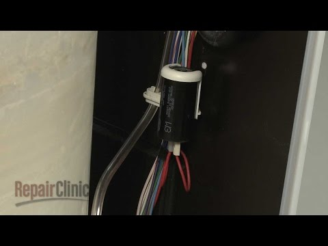 Start Capacitor - Kenmore Top-Load Washer