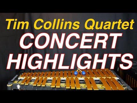 Jazz vibes: Tim Collins Quartet - Kern/Brubeck/Young/Torme