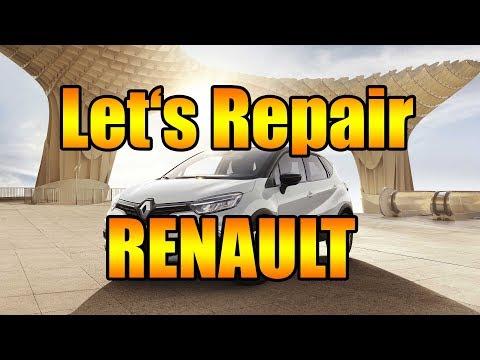 Let's Repair - 2014er Renault Captur - Bremse selber wechseln - Joe's Garage
