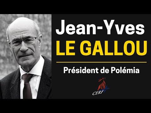 JEAN-YVES LE GALLOU | Identité Française ou identité Européenne ?