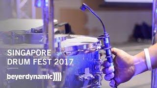 Download beyerdynamic Ultimate Drummers Weekend 2017, Singapore Drum Fest