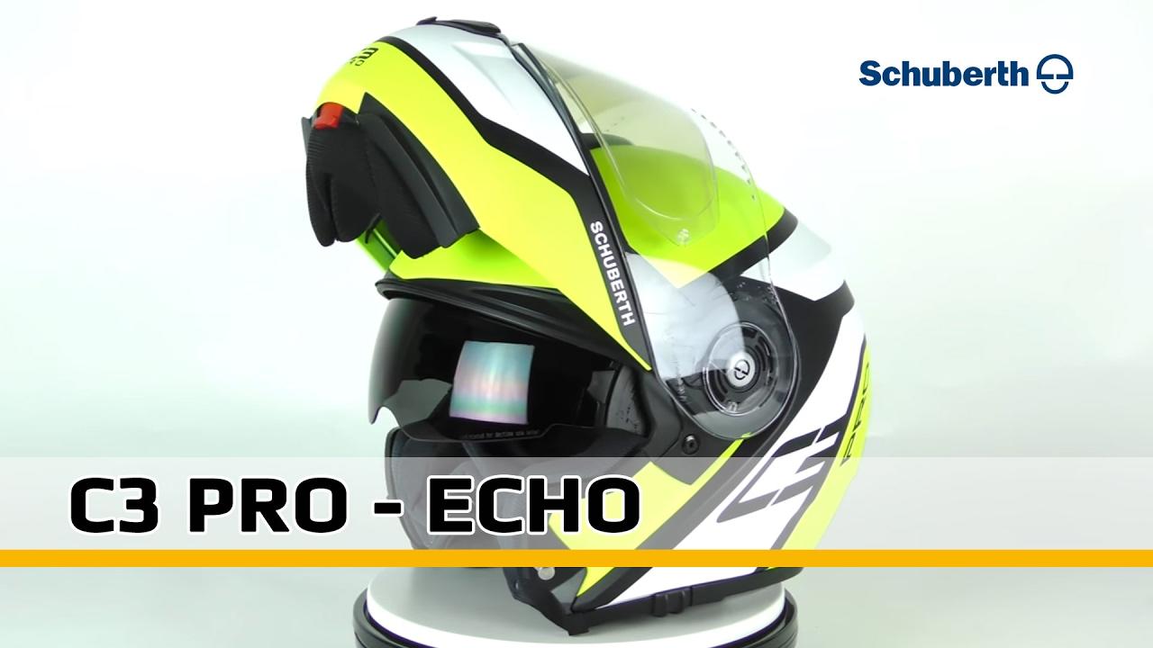 Schuberth c3 pro dark classic helmet revzilla.