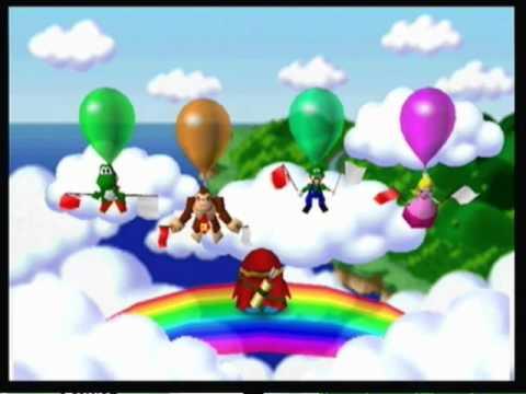 Mario Party 2 - Shy Guy Says
