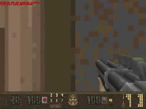 Quake 2 Total Conversion (Doom 2 Mod)