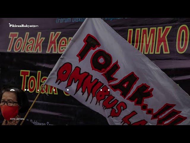 Wacana Upah Minimum 2021 Tak Naik Bahkan Turun, Buruh Ancam Demo, 'Omnibus Law Saja Belum Selesai!'