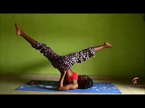 8min crampy yoga stretch  youtube