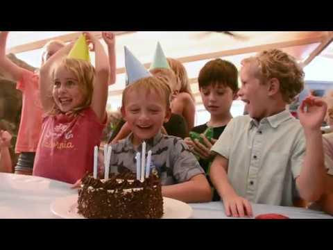 Kids Birthday Party at Sea Life Mooloolaba