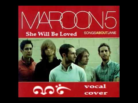 SHE WILL BE LOVED CHORDS (ver 3) by Maroon 5 @ Ultimate ...