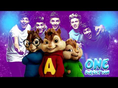 One Direction  Night Changes Chipmunks Music Studio