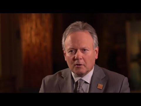 Poloz: 'Mother Nature still there' in Vancouver, Toronto housing markets