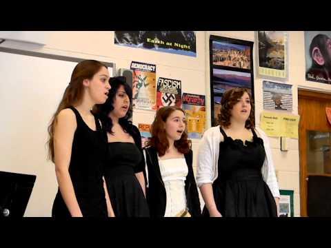 Quartet- O My Dear Heart- Elizabeth Marvitz