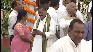 CM KCR Swearing Ceremony At Raj Bhavan 2018 LIVE  Pramana Sweekaram  Highlights 9