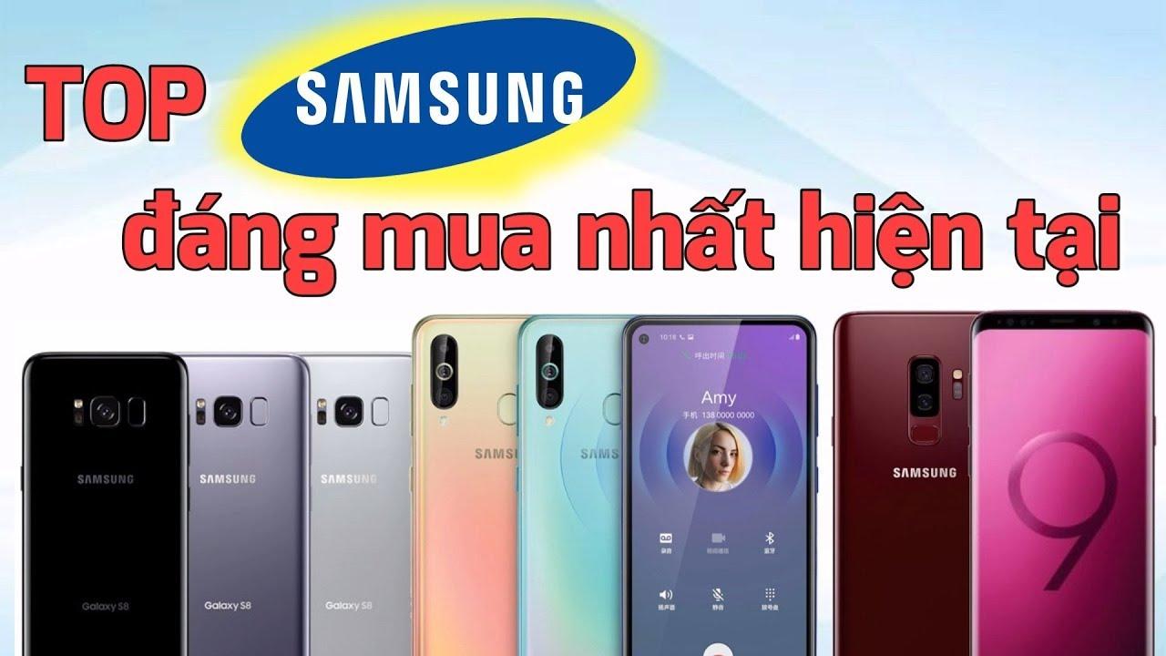 Bộ tứ smartphone SAMSUNG ĐÁNG MUA NHẤT!!!