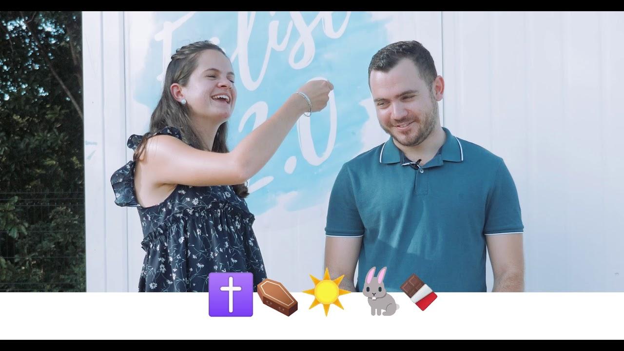 Emoji Quizz spécial Carême