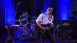 Repeat youtube video Arctic Monkeys - Why'd You Only Call Me When You're High ? (BBC Live Lounge)