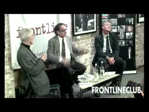 On the Media- Mort Rosenblum - Little Bunch of Madmen