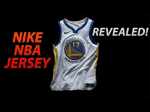 NIKE OFFICIALLY UNVEILS NEW NBA JERSEYS FOR NEXT SEASON! (2017-18)
