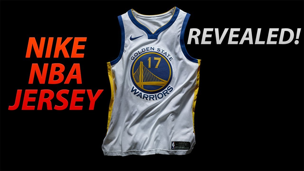 dd62a6fc54a NIKE OFFICIALLY UNVEILS NEW NBA JERSEYS FOR NEXT SEASON! (2017-18 ...