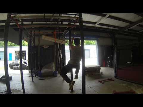 American Ninja Warrior Training Video 4 - Drew Drechsel