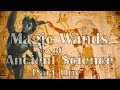 Magic Wands of Ancient Science Part 1 Thoth to Hermes