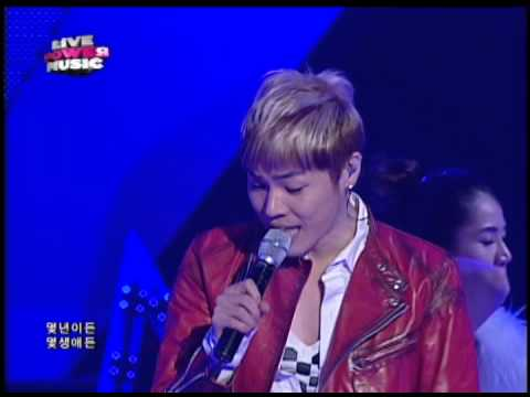 "[Live Power Music] Wheesung - ""INSOMNIA"""