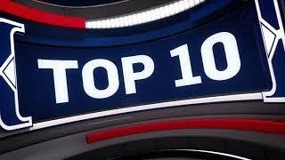 NBA Top 10 Plays Of The Night | January 22, 2021