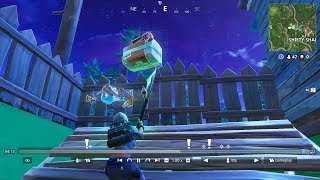 Fortnite Wallhack Glitch Spotted [NO COMMENTARY] (fixed)