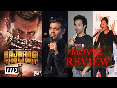Bajrangi Bhaijaan   Movie Review   Celebs Reaction