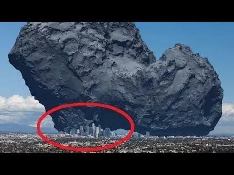 Как выглядит астероид
