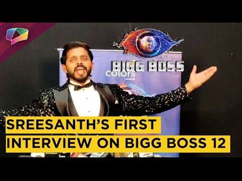 Sreesanth's Exclusive Interview On Bigg Boss 12 | 1st Runner Up | Bigg Boss Finale