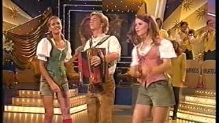 [HQ] - Florian Silbereisen - links a Madl, rechts a Madl - 17.07.2000 - Die Goldene 1 Hitparade