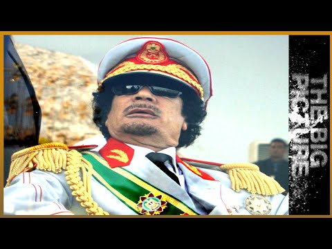 🇱🇾 The Death of Gaddafi | The Big Picture - YouTube