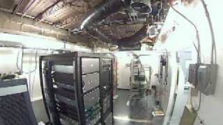 Data Center Remodel - Time Lapse