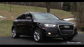 2015 Audi Q3 - TestDriveNow.com Review by Auto Critic Steve Hammes | TestDriveNow