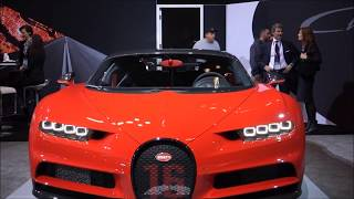 2018 New York International Auto Show - Video Montage